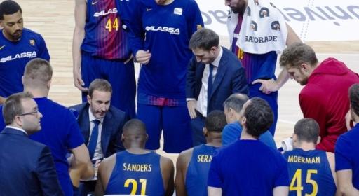 Треньорът на Барса за BGBasket.com: Везенков сам да реши дали да играе в световните квалификации