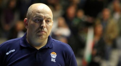 Стефан Михайлов: Далеч сме от силните отбори в Европа