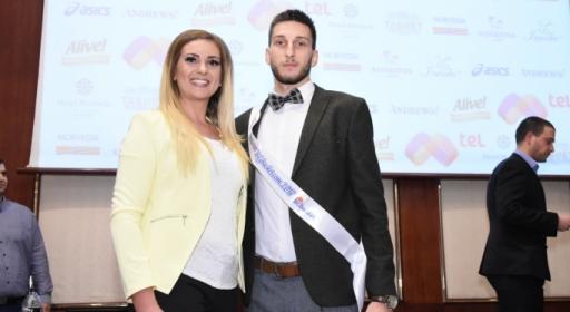 Мистър BGbasket.com бе награден от първата Мис BGbasket.com