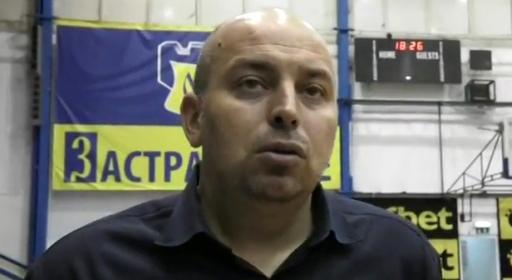Стефан Михайлов: Трябва да победим Партизан