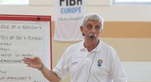 Словенски лектор с лекция пред 130 български треньори