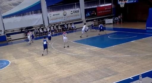 Малчугани направиха 50-0 в Бургас (видео)
