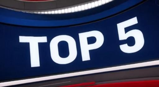 Топ 5 на изпълненията от изминалата нощ в НБА (видео)