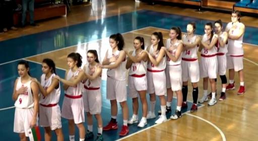 Момичетата (16) с трета загуба на Балканиадата