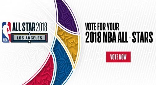 Гласувайте за мача на звездите в НБА