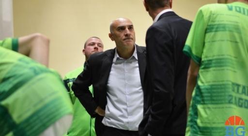 Любо Минчев: Не сме това, което бяхме в началото на сезона
