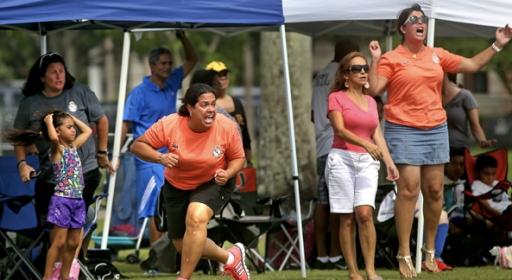 Синдромът ′прегряване′ при родители на деца-спортисти