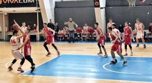 Академик оглави Суперлигата за юноши, контузии мъчат ЦСКА