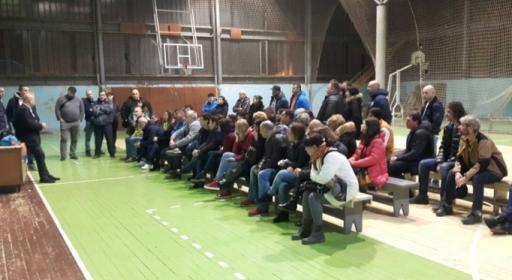 Ръководството на Дунав Русе се срещна със 100 родители