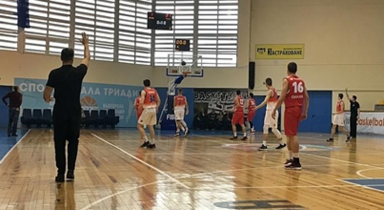 Пълен запис на мача БУБА (19) - ЦСКА (19)