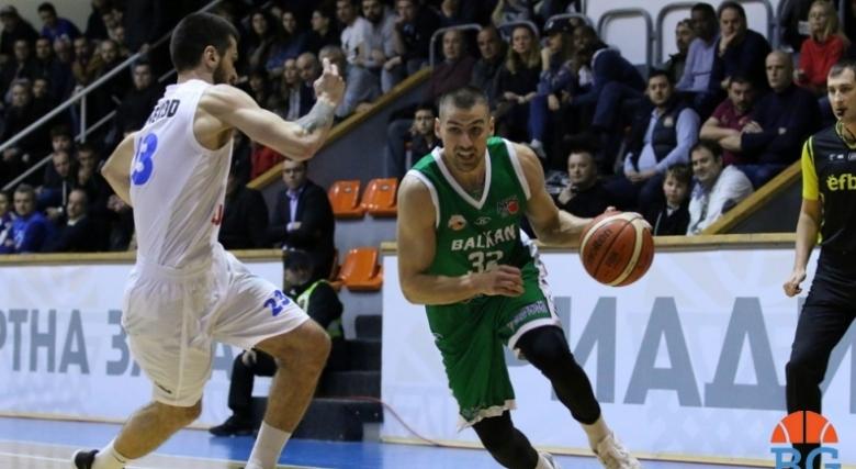 Прогнозите на Бойко Младенов: Давам преднина за Балкан в дербито на върха
