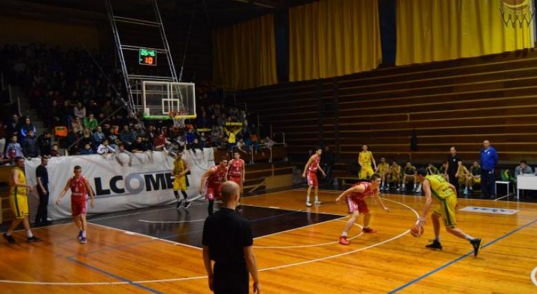 Гледайте на живо Шумен - БУБА Баскетбол