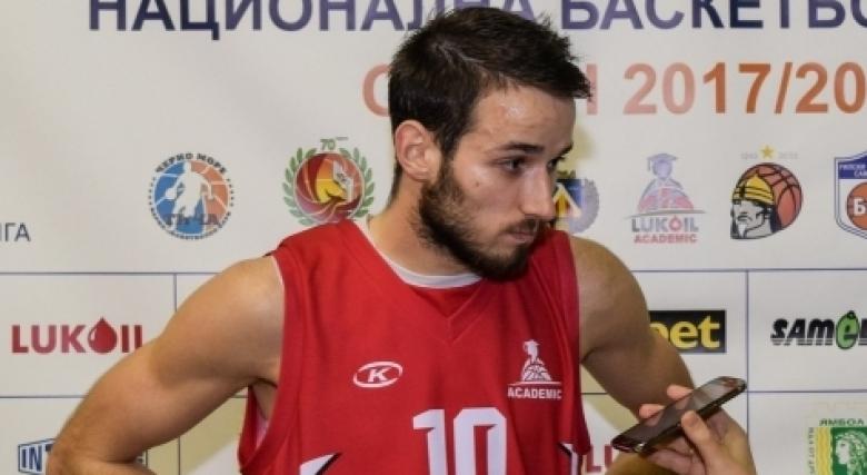 Александър Милов: Изиграхме мача за капитана ни и Ники Михайлов