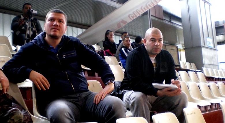 Снимки от треньорския семинар в Русе и София