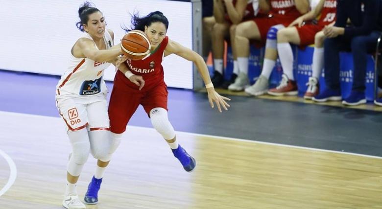Фотогалерия от квалификацията Испания - България