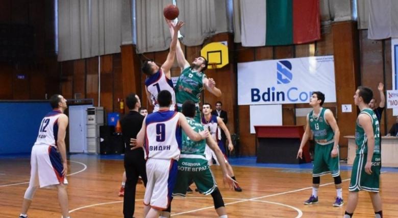 Балкан -2 взе реванш от Видабаскет за четири поред
