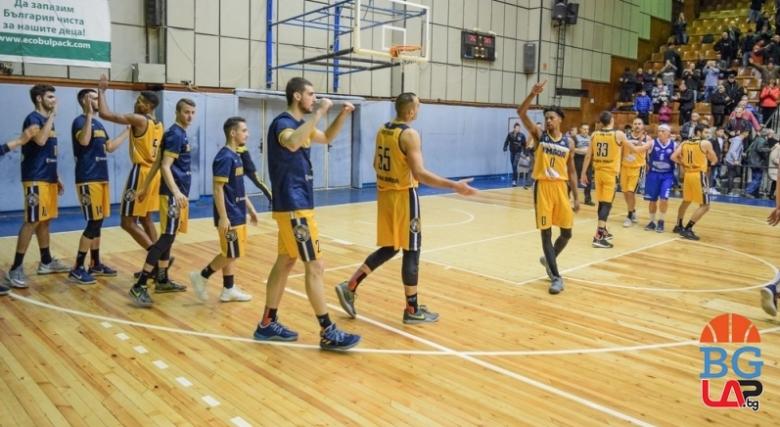 Пътят на един футболист до баскетболната зала в Ямбол