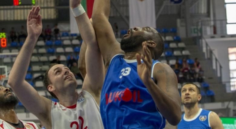 Левски Лукойл е на финал в Балканската лига след обрат