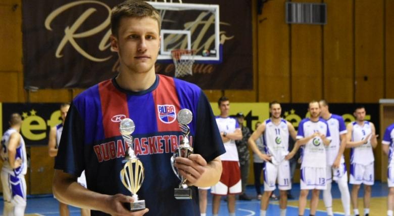Иван Алипиев: Индивидуалната награда не ме удовлетворява толкова, колкото купата