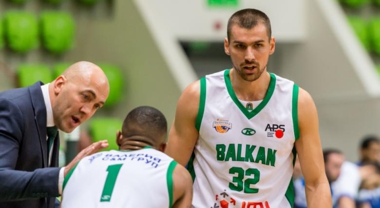 Христо Захариев ще е в групата за мача с Ямбол