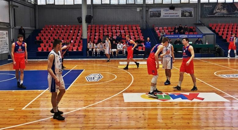 Гледайте на живо с BGbasket.com и Sportmedia.tv БУБА (19) - Черно море Тича (19)
