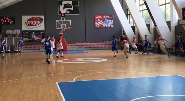 Пълен запис на мача БУБА баскетбол U19 - Черно море Тича U19