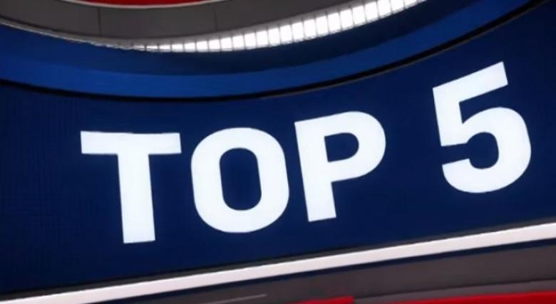 Топ 5 на изпълненията от Бостън - Кливланд (видео)