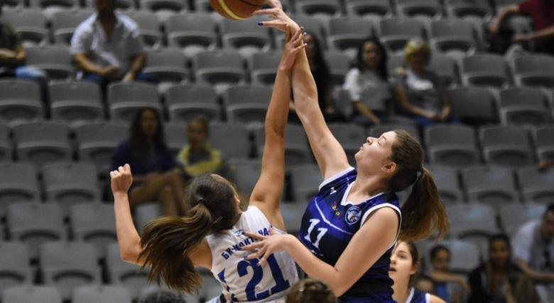 Черно море Одесос триумфира при момичетата U16