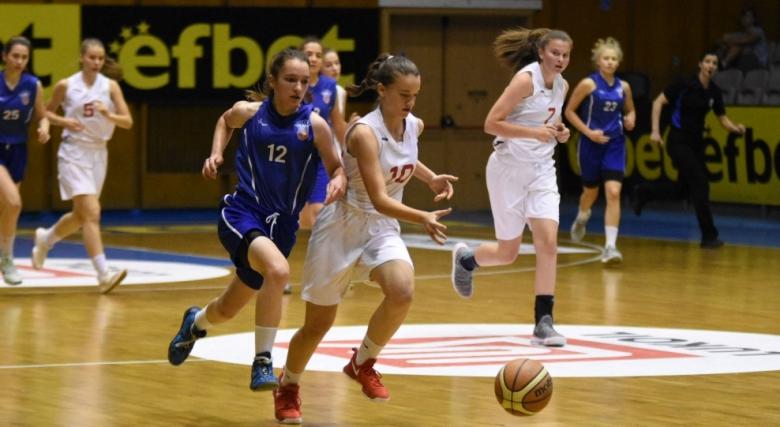 Пълни записи на мачовете за медалите при момичетата U16