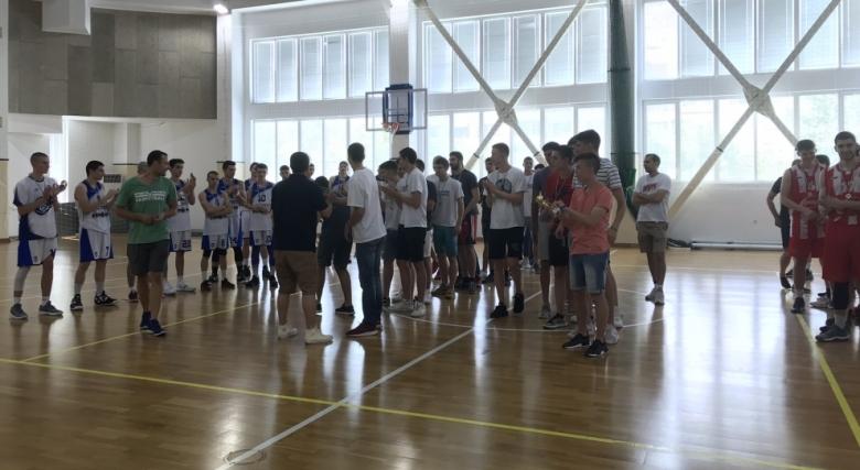 Спортни таланти спечели приятелски турнир за юноши U19