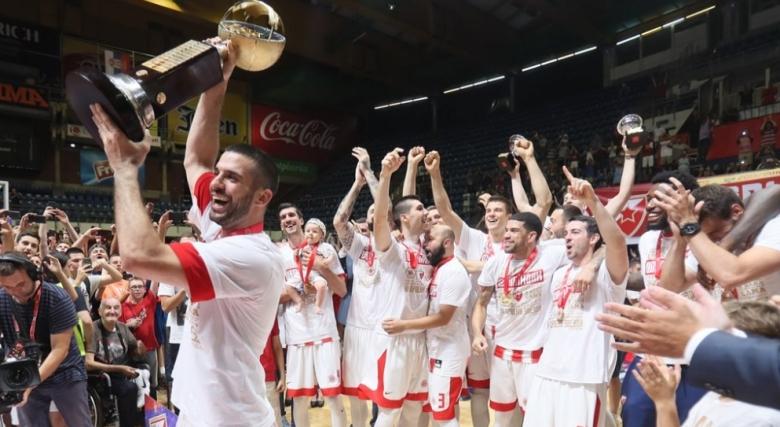 Цървена звезда пак е шампион на Сърбия