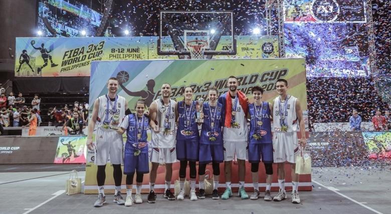 Сърбия и Италия спечелиха Световното 3x3