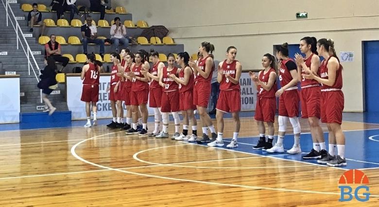 Жените U20 ще подкрепят мъжкия национален отбор срещу Исландия