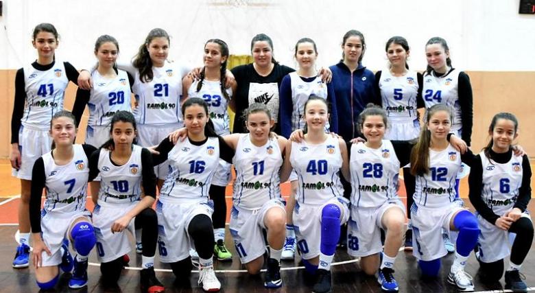 По 6-0 и финал за момичетата U14 на Рилски спортист и Дунав Русе