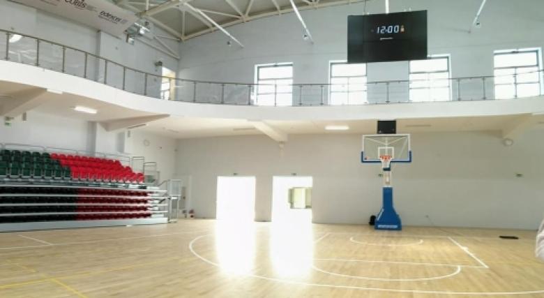 Първи тест за новата зала в София (видео)