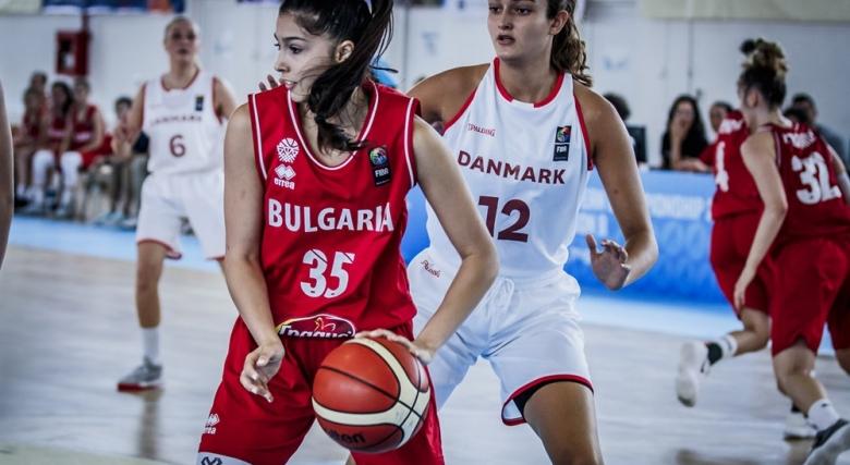 Жените U20 с втора победа на европейското