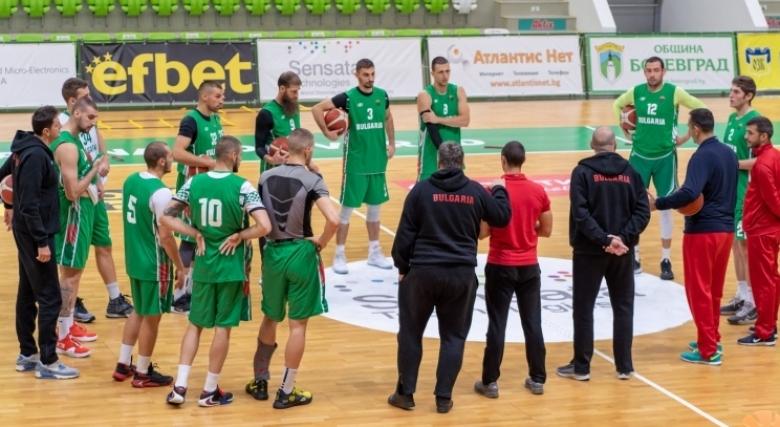 Националите ще се готвят в Самоков за февруарските мачове, Барчовски обяви 24-те