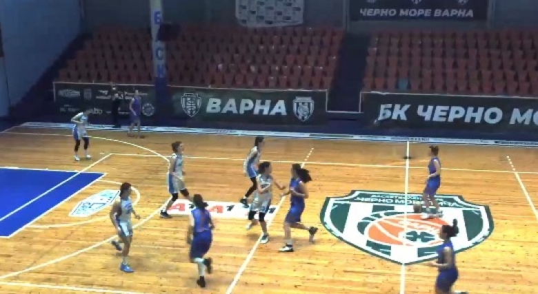 Черно море Одесос обърна Академик за първата си победа през сезона
