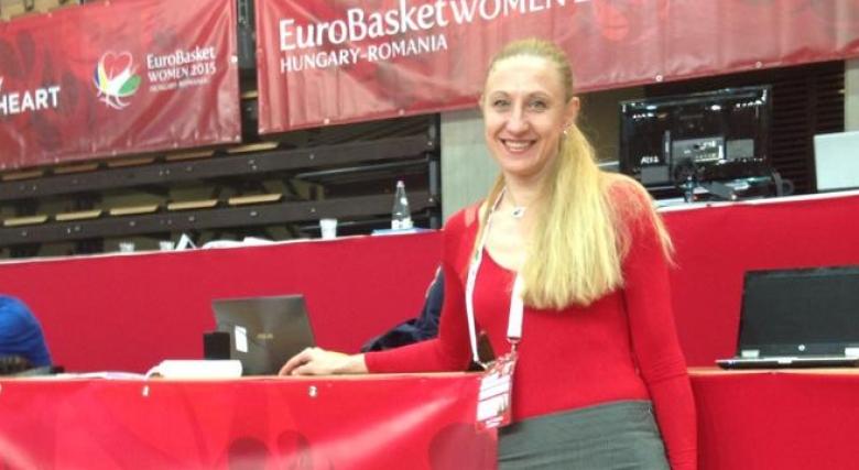 Елеонора Рангелова ще е комисар на олимпийска квалификация в Сплит