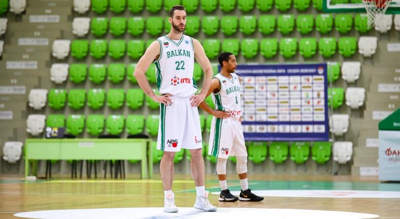 Дарко Балабан: Играхме здраво от първата минута без подценяване