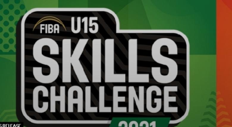 Момчетата научиха съперниците си за квалификациите за FIBA U15 Skills Challenge 2021