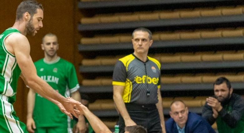 Томов и Великов ще ръководят и вторите мачове от полуфиналните серии