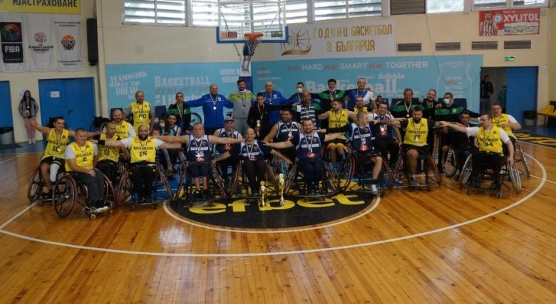 Готова е програмата за старта на новия сезон на шампионата по баскетбол на колички