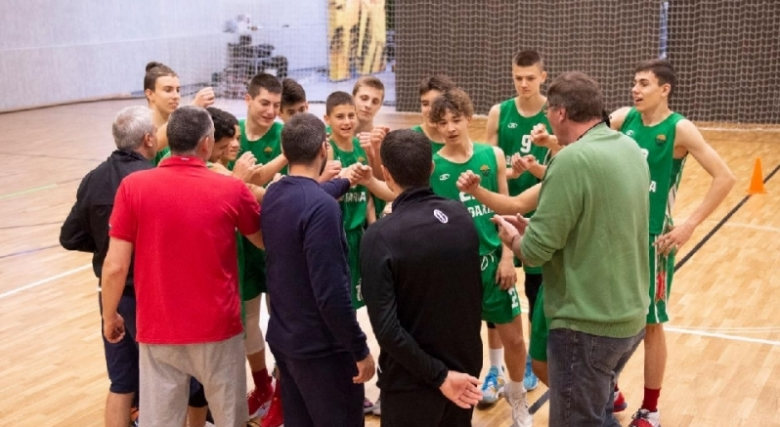 България с победа на старта на квалификациите на FIBA U15 Skills Challenge 2021