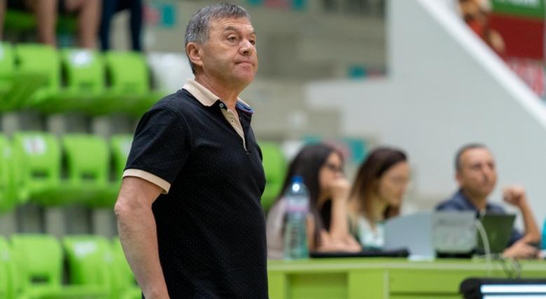 Лъчезар Тодоров: Има няколко момчета с перспектива в баскетбола