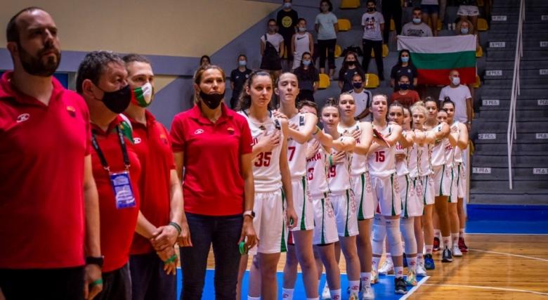 Националките U20 завършиха със загуба домакинския Чалънджър в София