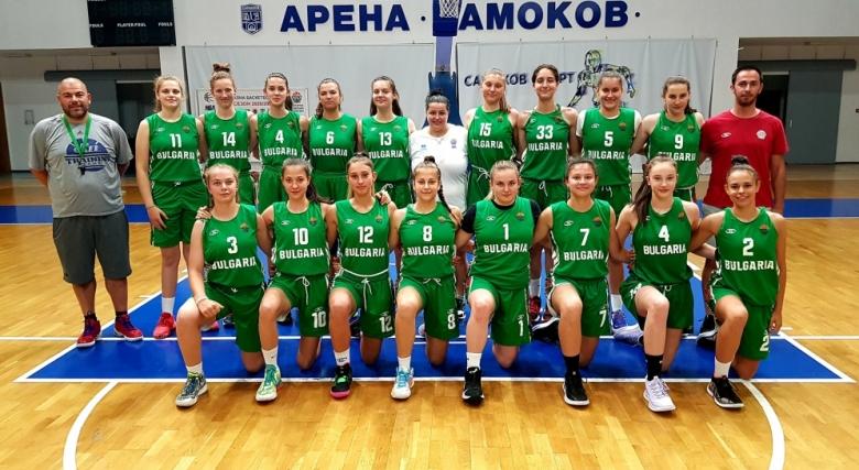 Момичетата U16 започнаха подготовка в Самоков