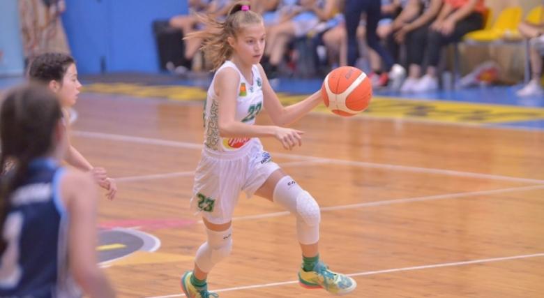 Лагер за момичета U14 ще има в Сливен в началото на август
