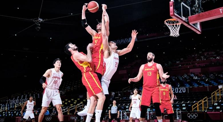 Испания без проблеми срещу домакина на Игрите