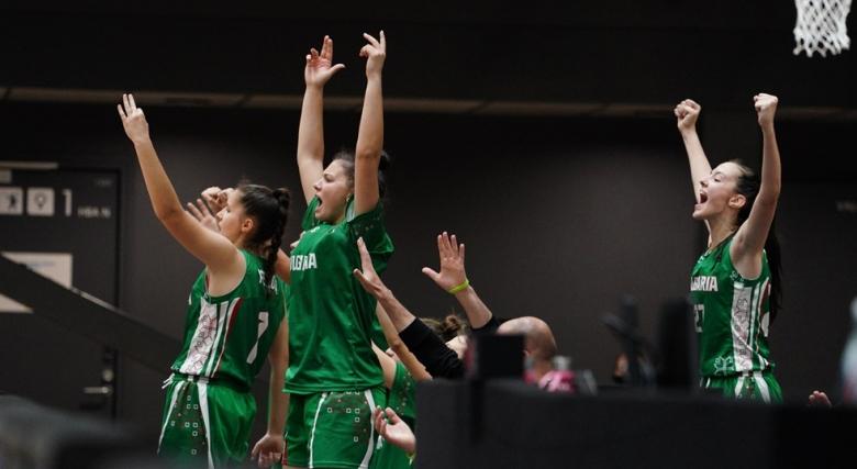 Прекрасни момичета U16 извоюваха още една победа в Хелзинки